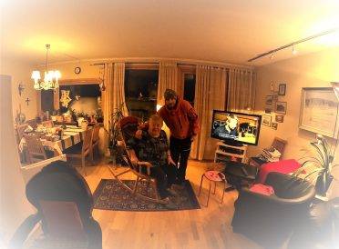 eldre bo hjemme lenger praktisk hjelp seniorer Tromsø Altmuligmannen i Troms hjelper hyggelig service kundeservice